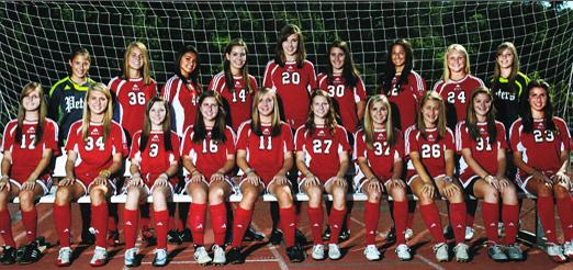 2010 PTHS Girls JV Team