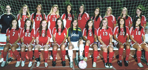 2010 Varsity Girls
