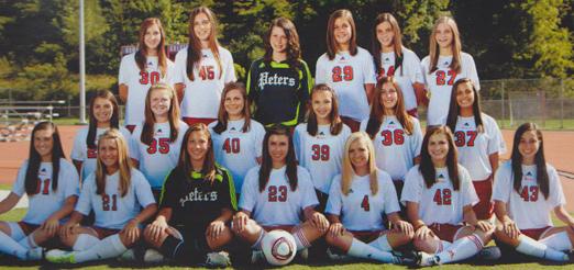 2011 JV Girls
