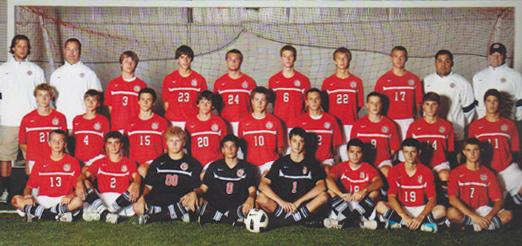 2011 Varsity Boys