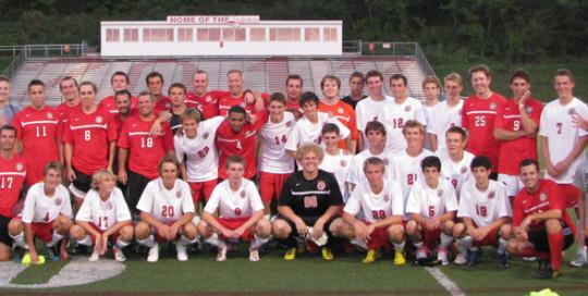 2012 Men's Alumni
