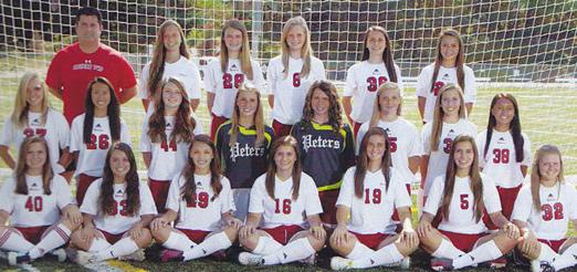 2012 JV Girls