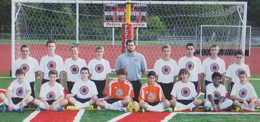 2013 Freshman Team