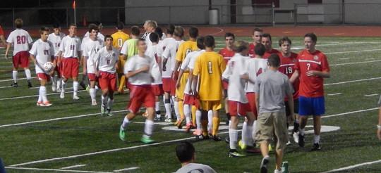 2014 Men's Alumni Game
