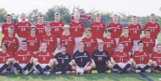 2015 varsity boys