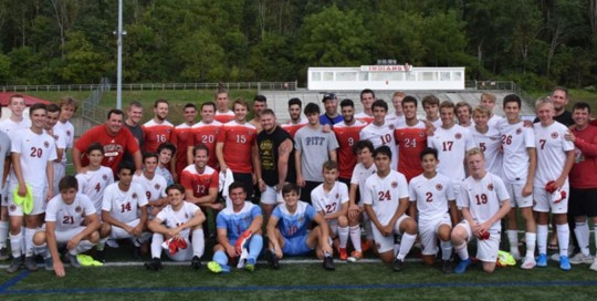 2019 Men's Alumni Game